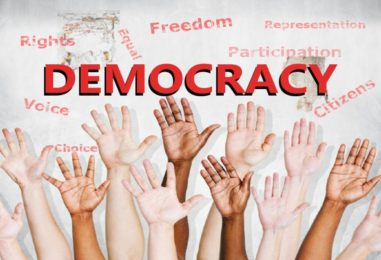 November 27 the Moral Fight for Our Democracy and Our Power Continues