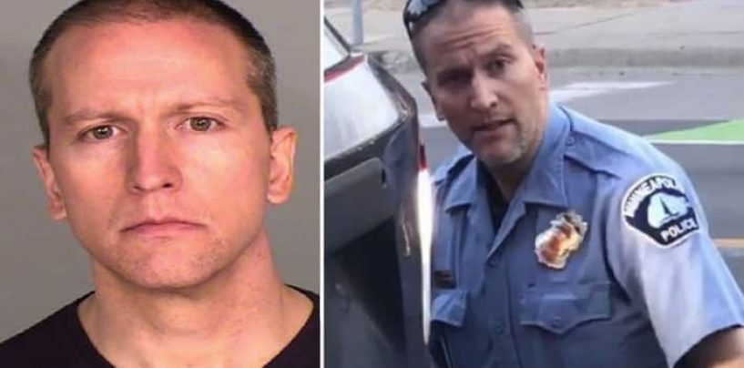 Ex-Cop Sentenced to 22 Years in Prison for Killing George Floyd