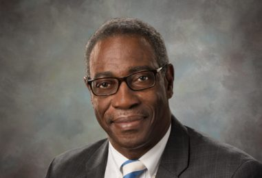 Dr. Lawrence Rouse Named Distinguished College President