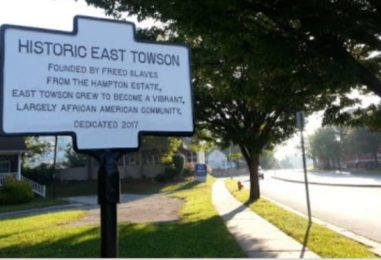 Historically Black East Towson Residents Say White Supremacy and Environmental Racism Threatens their Land