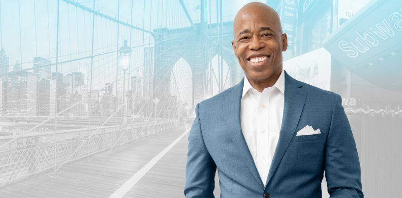 Eric Adams Poised to Become New York's Second Black Mayor