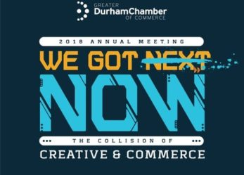 Greater Durham Chamber Annual Meeting on Feb 8: The Future of Now
