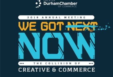 Greater Durham Chamber Annual Meeting on Feb 8:The Future of Now