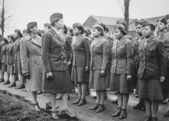 'Glory in Their Spirit: How Four Black Women Took on the Army during World War II'