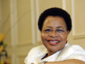 """Mandela's Widow, Graca Machel: """"Child Hunger Must Be Priority in Africa"""""""