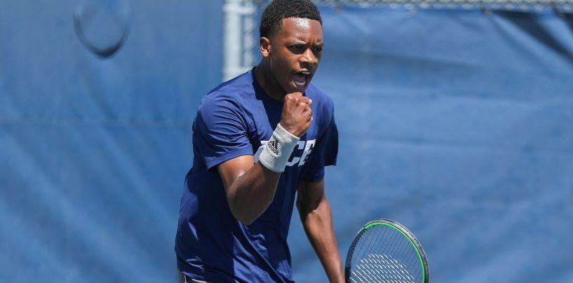 Match Recap: Men's Tennis – Owls Make Adjustments to Down UTA