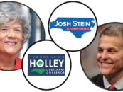 NHCDP Town Hall With Yvonne Holley and Josh Stein