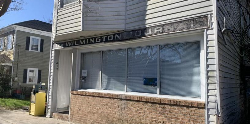 Momentum Has Increased in the Fundraising Effort To Save the Wilmington Journal Building