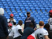 """Mike Singletary: Express Yourself: """"When I retired, I knew I would coach…"""""""