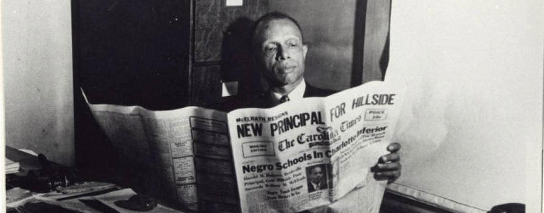 N.C. Highway Historical Marker Recognizes Journalist Louis Austin