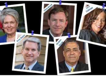NHCDP Town Hall With All Five Court Of Appeals Candidates