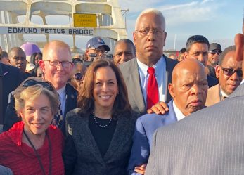 While President Biden Addresses Voting Rights, Vice President Harris Hints at Filibuster Remedy