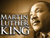 Alert from the Office of Senator Bryant – 2018 Martin Luther King, Jr. Holiday Events
