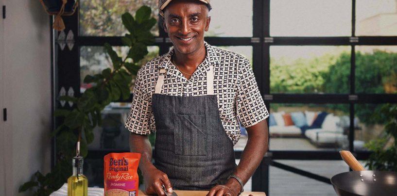 "Ben's Original™ Launches ""My Original Recipe"" Chef Stories with Chef Marcus Samuelsson"