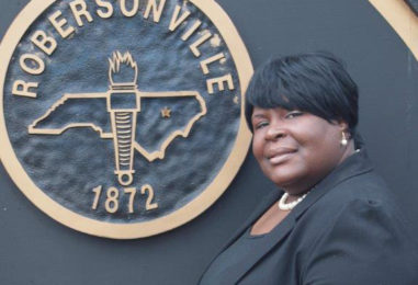 Robersonville Mayor Tina Michelle Brown Fights for Its Future –GDN Exclusive