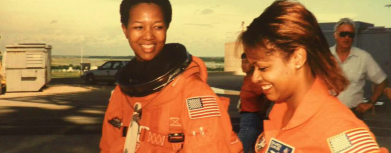 "Sharon Caples McDougle, NASA's Modern Day ""Hidden Figure"""