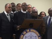 February 26 – North Carolina NAACP Challenges Legislative Building Rules in Court