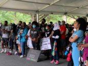 Hundreds Gather on UNC's Campus to Demand Tenure for Nikole Hannah-Jones