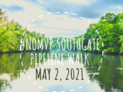 Walk Against the Mountain Valley Southgate Pipeline