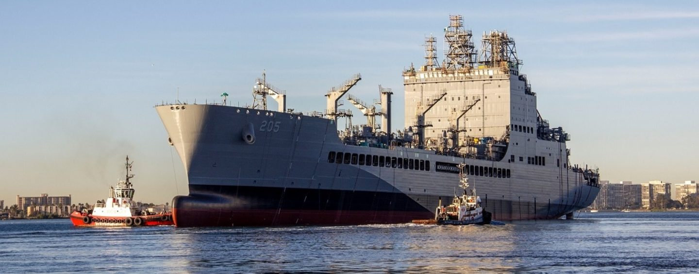 Rep. Waters to Join Congressional Delegation to San Diego for Christening of USNS John Lewis