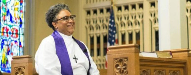 Episcopal Bishop Breaks Race, Gender Barriers