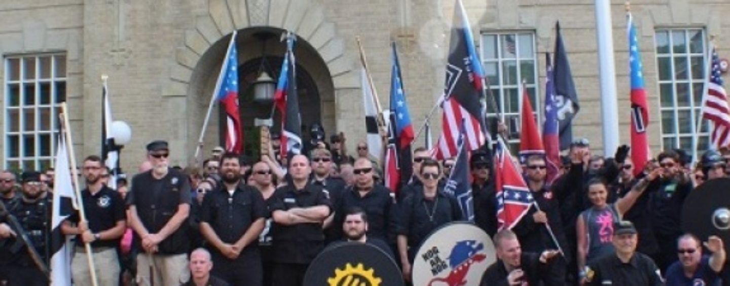 """""""White Lives Matter"""" – White Supremacist Nationalist Front Plans Rallies in Tennessee"""
