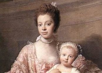 England's First Black Queen, Sophie Charlotte Born 1744