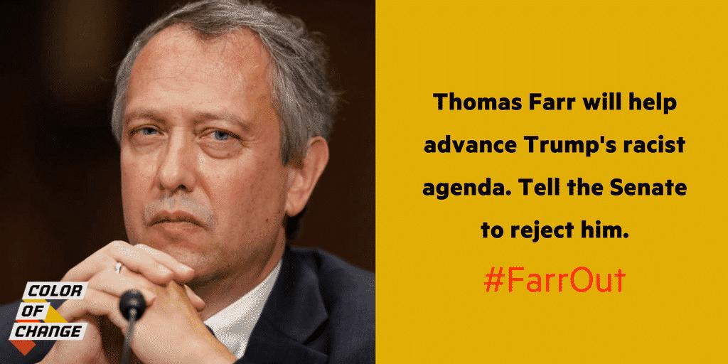 Thomas Farr