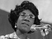 The Chisholm Legacy – Trailblazer, Inspiring a Generation of Women Elected Officials