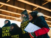 Black Lives Matter Concludes Super Bowl Week of Counter Actions