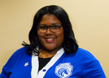 Fayetteville State University Student Alicia Williams Recognized for Outstanding Leadership