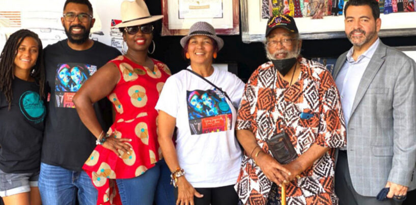 The Southwest Art Fest Featured Frank Frazier's Visual Arts Collection in Killeen