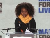 Watch Video of Powerful Speech At The March For Our Lives by Naomi Wadler