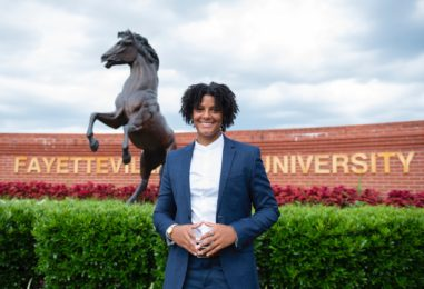 Fayetteville State University Student Government Association President Continues Family Legacy with Generational Vision