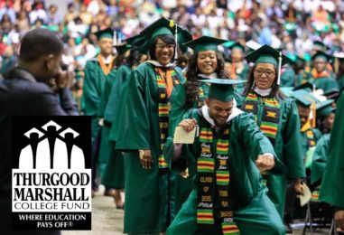 """Thurgood Marshall College Fund Statement of Support for """"HBCU Partners Act"""" Legislation"""