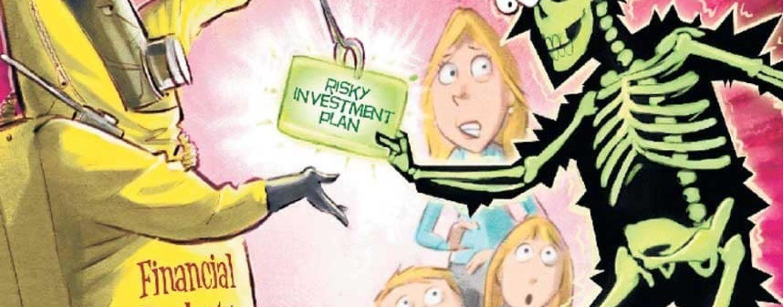 Three Ways To Avoid Toxic Financial Advice and Rash Decisions