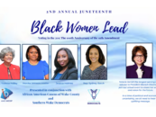 Virtual Event June 19 – Juneteenth Celebration, Black Women Lead: Voting in the 20s