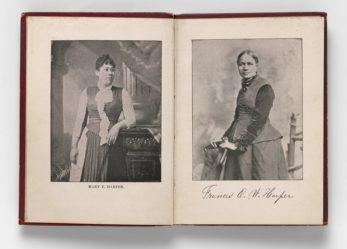 The Hidden Story of Two African American Women Found in a 19th-Century Book