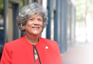 Yvonne Lewis Holley Vies to Make history as First Black NC Lieutenant Governor