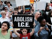 From #OccupyICE Encampments to the Campaign Trail, Call Grows to Abolish 'Unaccountable and Inhumane' Agency