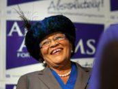 Dr. Alma S. Adams Representing the 12th Congressional District of North Carolina