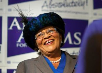 Congresswoman Alma Adams (NC-12) Introduces the Right to PROTEST Act
