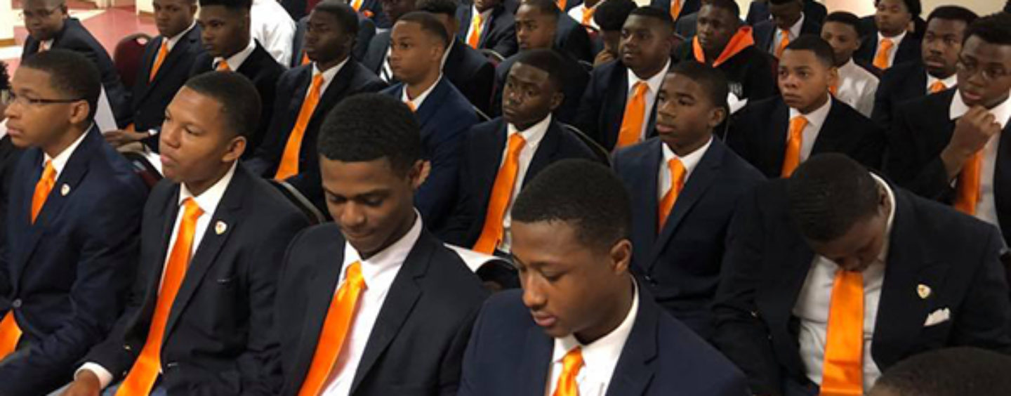 Black Fraternity Sues for Racial Discrimination After Being Turned Away by Venue
