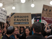 40 Arrested as Jewish Activists and Allies Confront Amazon for Profiting Off ICE Terror