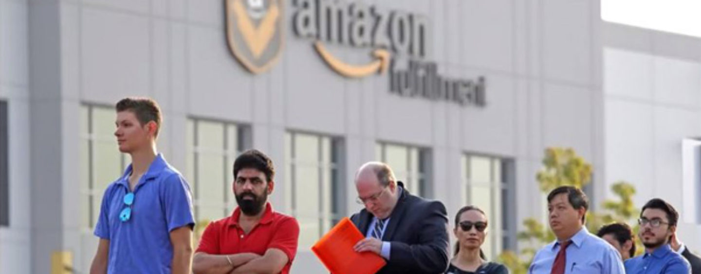 Reportedly, Hundreds of Amazon.com Employees Are on Food Stamps