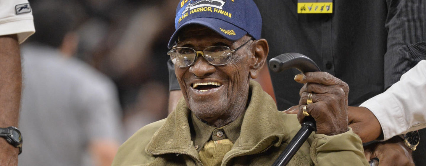 IN MEMORIAM: Cigars and Whiskey – America's Oldest Veteran, Richard Arvin Overton, Dies at 112