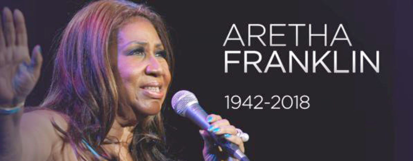 Queen of Soul Aretha Franklin Dies at 76 – Her Legacy Is Larger Than Life