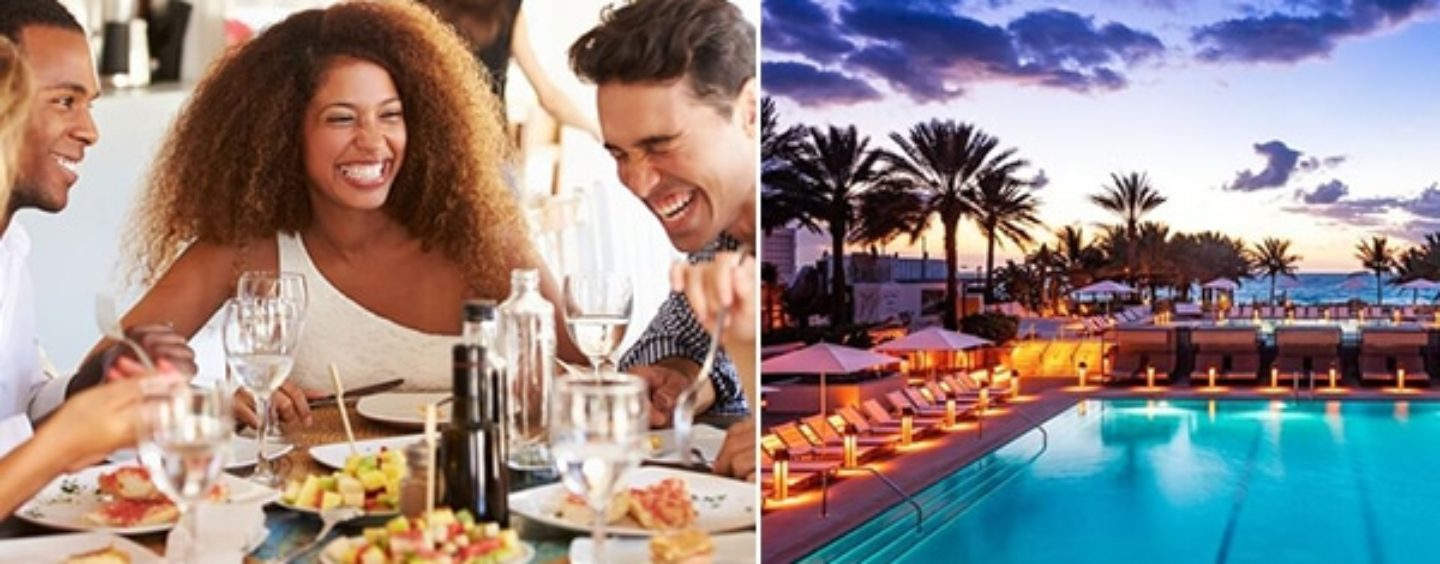 Luxurious Lifestyle Event For Professional Men & Women of Color, Miami Beach