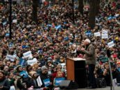 Sanders Campaign Raises Record $46 Million in February