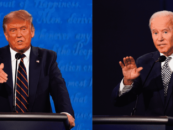 Trump and Biden Clash in Chaotic Debate – Experts React on the Court, Race and Election Integrity